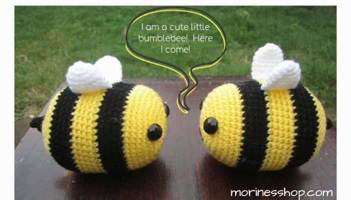 Heimlich the bee