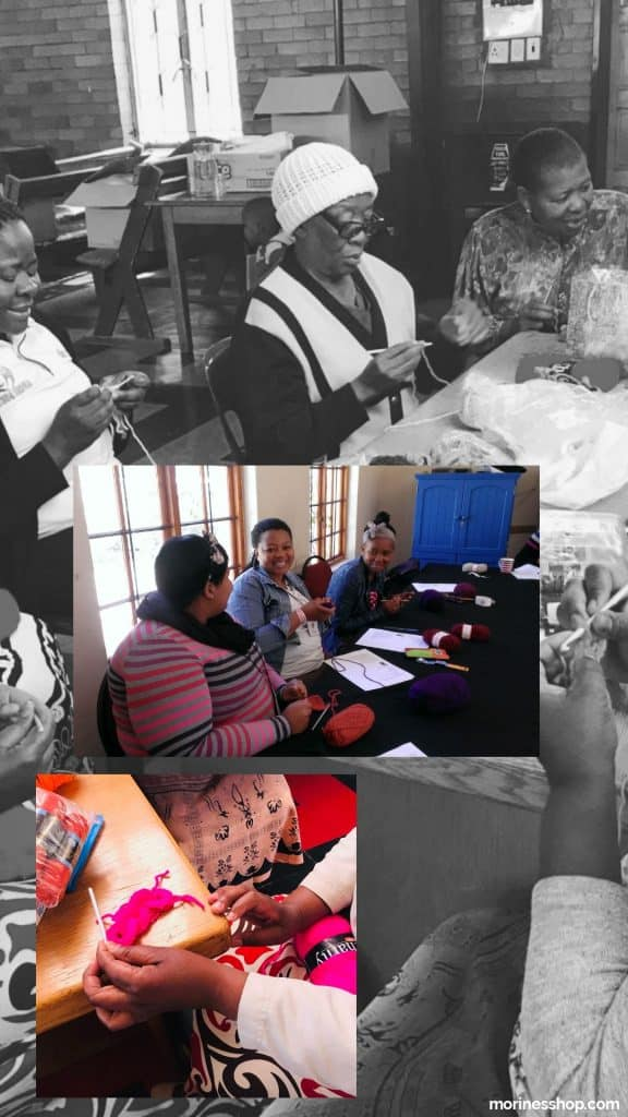 Shuhuda: Wangari Kamau of Umba Creationsworking with women in South Africa