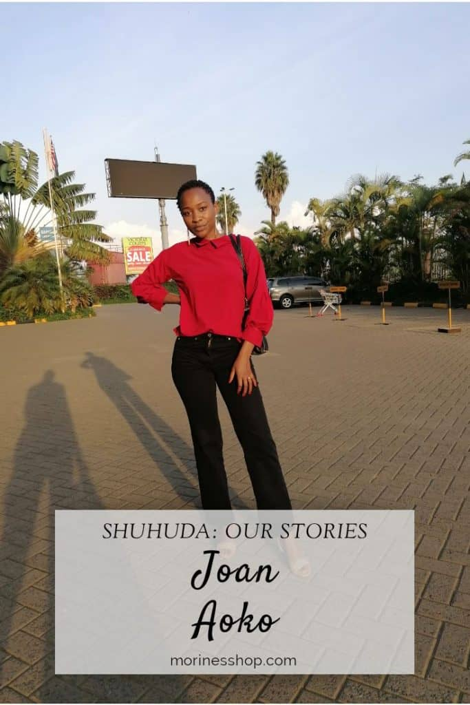 Shuhuda: Joan Aoko of Byaoko