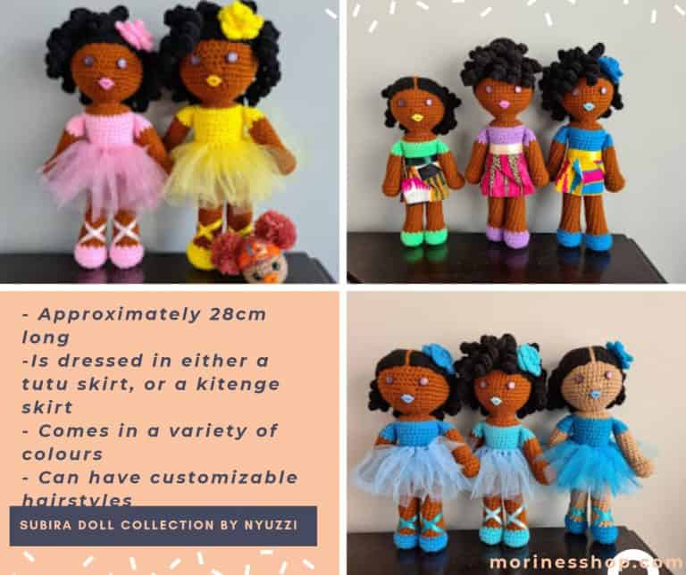 Subirs doll collection by Nyuzzi