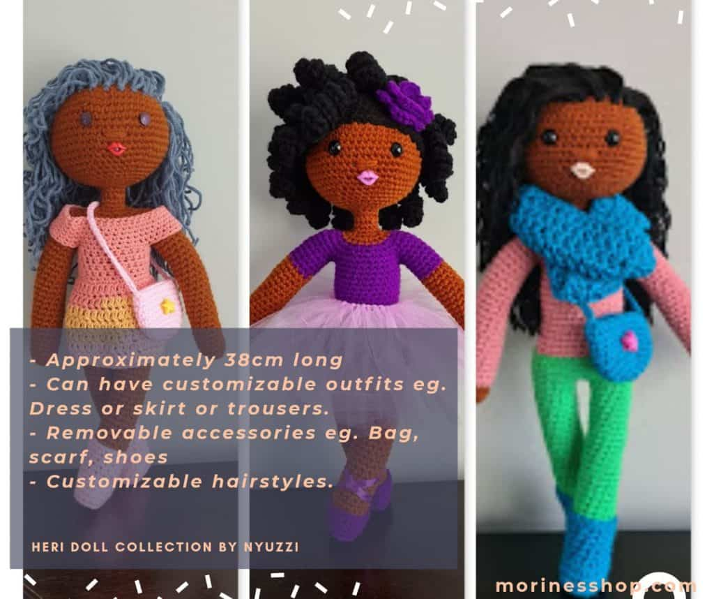 Heri doll collection by Nyuzzi