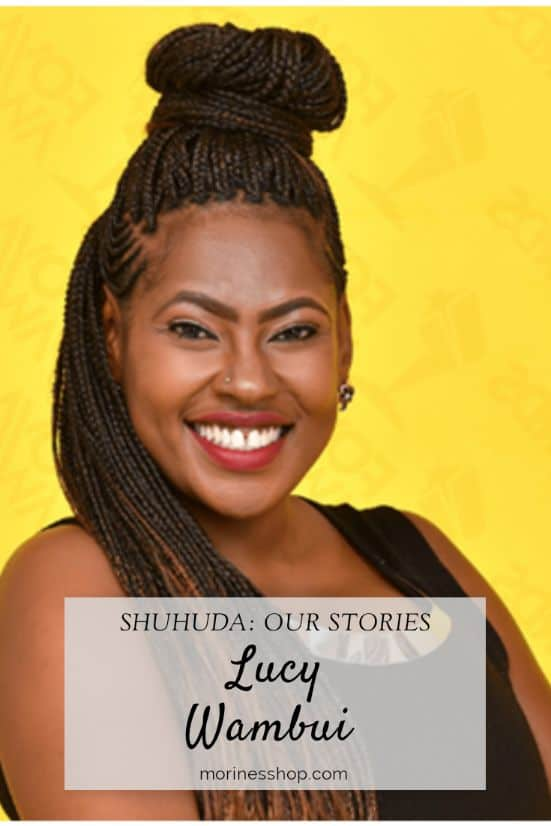 Meet Lucy, Founder and CEO of Toto Care Box, an organization that aims to reduce maternal & newborn deaths through education and incentives.