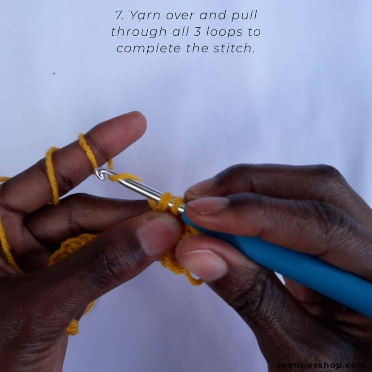 How to Crochet the Loop Stitch