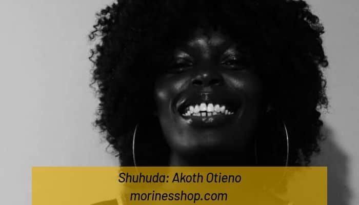 Meet Akoth Otieno of Olisa Kenya, a knitwear brand that caters for women who care about individuality and originality.