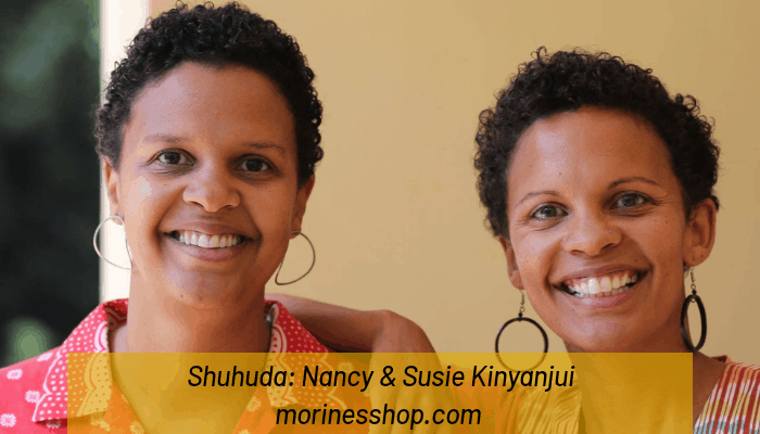 Meet Nancy and Susie Kinyanjui of Provisions Kenya, a small business that offer artisan products sourced locally in Kenya.